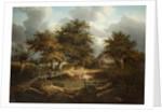 The Old Farmstead by Robert Ladbrooke