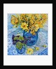 Primroses and Violets by Joan Thewsey