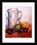 Jug with Chestnuts by Joan Thewsey