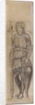 Saint George by Sir Edward Coley Burne-Jones