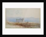 Buit's Castle, near Bewcastle by William James Blacklock