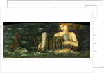 Helen, a Mermaid by Sir Edward Coley Burne-Jones