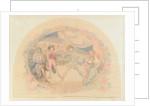 Harlequin S'Amuse by Charles Edward Conder