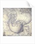 Voyage to Vinland the Good by Sir Edward Coley Burne-Jones