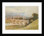 Carlisle from Rickerby Park in the Year of Her Majesty's Diamond Jubilee by Thomas Bushby