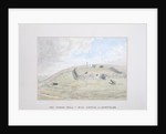 The Roman Wall - Mile Castle at Cawfields by David Mossman