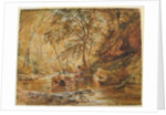 Cadzow Burn by Samuel Bough