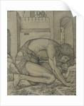 Nebuchadnezzar Eating Grass by Sir Edward Coley Burne-Jones