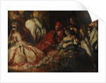 A Fancy Dress Dinner Party by Charles Ricketts