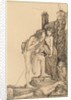Oedipus and the Sphinx by Charles Ricketts