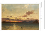 Isle of Arran, c.1840-75 by James Francis Danby