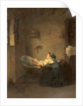 The Mother, 1868 by Paul Soyer