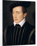 Guy XVIII, Comte de Laval, c.1540 by Francois Clouet