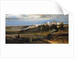 Ariccia, 1874 by George Snr. Inness