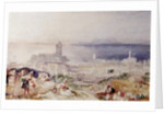 View of Rhodes by Joseph Mallord William Turner