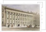 The Royal Institution of Great Britain, Albemarle Street, c.1838 by Thomas Hosmer Shepherd