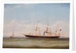 SS Western by M. McLachlan