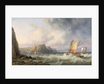 Off the Yorkshire Coast by John Wilson Carmichael