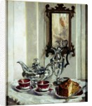 Silver and Spode by Allan Douglass Mainds