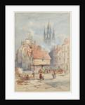 Middle Street, Newcastle upon Tyne, 1847 by Thomas Charles Leeson Rowbotham