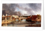 Morpeth Bridge by Thomas Girtin