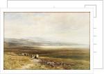A Scotch Moor by Edmund Morison Wimperis