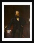 Portrait of Alderman John Williamson, J.P. by Robinson Elliott