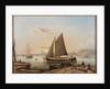 Tyne Wherry at the Mill Dam by John Scott