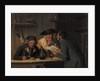 The Village Politicians, 1877 by August Heyn