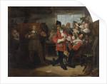 Sergeant Bothwell Challenging Balfour by Edward Matthew Ward