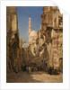 Game El Syer, Cairo, 1880 by John Jnr. Varley