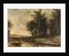 Landscape by Jean Baptiste Camille Corot