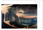 The Expulsion of Adam and Eve from Paradise, 1823-27 by John Martin