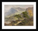 Landscape with Hills by Frank Thomas Carter