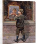 The Old Curiosity Shop, 1909 by Ralph Hedley