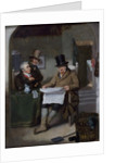 Reading the News by David Wilkie