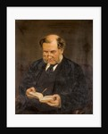 Portrait of J.T. Hoyle, Coroner of Newcastle by T.W. Bannister