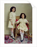 The Twins, 1920 by Thomas Bowman Garvie