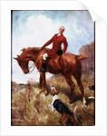 The Huntsman, 1908 by John Charlton
