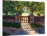 Church Gate by Tilly Willis