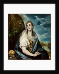 The Repentant Magdalene, c.1577 by El Greco
