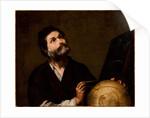 The Astronomer by Jusepe de Ribera