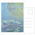 Waterlilies, 1906 by Claude Monet