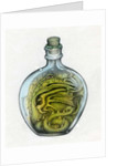 Bottled Dragon, 1991 by Wayne Anderson