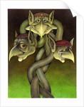 Tri Nod, 1983 by Wayne Anderson