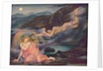 Death of a Butterfly, c.1905-10 by Evelyn De Morgan
