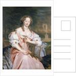Portrait of Grace Wilbraham by John Michael Wright