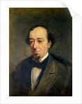 Benjamin Disraeli, Earl of Beaconsfield, 1877 by Theodore Blake Wirgman