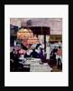 Cafe Scene by Josse Goossens
