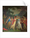 Dance, c.1802 by Joseph Paelinck